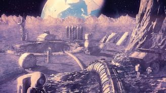 The New Scramble for the Moon