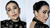 Karisma Kapoor pepped up the glam factor in a sequin dress; YAY OR NAY?
