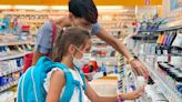 Back-to-school shopping is more expensive than ever
