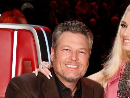Blake Shelton Made 'Voice' Fans Emotional After Gushing About Gwen Stefani on the Show