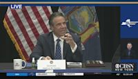 Gov. Andrew Cuomo Gives Latest Update