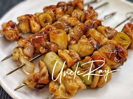 日式照燒雞蔥串