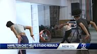 Local dance studio gets help from 'Hamilton'