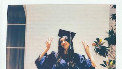 Olivia Rodrigo Shares Cap and Gown Graduation Photos: 'Bye High School'