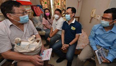 信報即時新聞 -- 外展隊周四起一連3日到石籬邨打疫苗