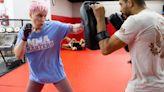 Trans pro MMA fighter Alana McLaughlin wants to continue Fallon Fox's legacy