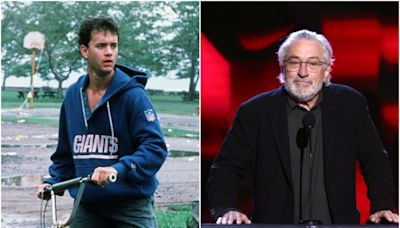 Robert De Niro reveals reason he gave up role later played by Tom Hanks in Big