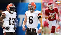 Brady Quinn discusses Spencer Rattler's future at Oklahoma, Browns' plans for OBJ, pressure on Baker Mayfield I THE HERD
