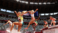 Best images of the Tokyo Olympics: Day 9
