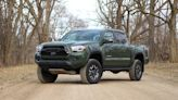 2021 Toyota Tacoma TRD Off-Road Road Test Review | Adding a TRD Lift Kit