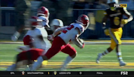 Bulldogs win turnover battle, bounce back with 17-0 win at Wyoming