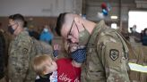 157th Military Police company returns from nine-month deployment to Guantanamo Bay