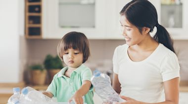 幼兒及學齡前兒童地球日活動
