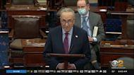 Senate Debates Through Night After Democrats Agree On Jobless Aid