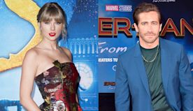 Taylor Swift Fans Flood Jake Gyllenhaal's IG With Her 'All Too Well' Lyrics After He Posts Throwback ...