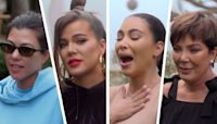 Kardashians Get Emotional Announcing End of 'KUWTK' to Film Crew
