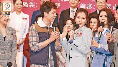 吳偉豪演17歲囝囝 李佳芯再做媽咪大無畏:第一次有咁大個仔!