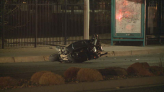 APD shuts down part of Central for motorcycle crash investigation