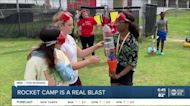 Rocket Camp is a real — and free — blast for Hillsborough County middle-schoolers