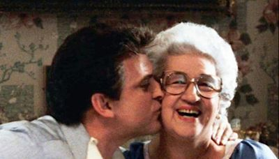 Martin Scorsese says his mother's Goodfellas cameo was almost entirely improvised