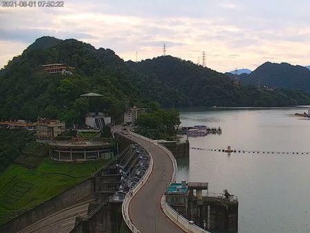 快訊/石門、鯉魚潭、南化8水庫放水中 7縣市警戒