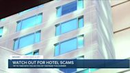Hotel scams warning