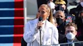 Jennifer Lopez Pays Tribute to Latinx Community During Performance at Joe Biden's Presidential Inauguration