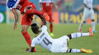 Opare arrival completes Ghana's numbers ahead of Africa Cup of Nations showdown with Kenya