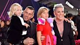Pink and Carey Hart's Kids Scale 100-Foot Rock in First Outdoor Climb