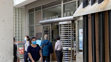 強檢大廈|油麗邨雍麗樓列強檢 居民:唔敢再去鯉魚門街市買餸