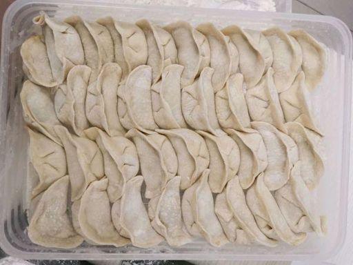 自製營養減脂傳統美食:芹菜豬肉餃子