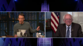 Bernie Sanders Addresses Inauguration Meme, Says He Was Just 'Trying to Keep Warm'