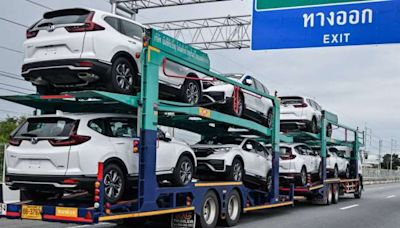 泰國8月汽車生產轉衰 主受晶片及零件缺料問題夾擊 | Anue鉅亨 - 歐亞股