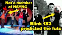 25 Facts That Will Completely Alter Your Mind About Iconic '90s/2000s Music Videos