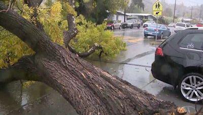 'Bomb cyclone' slams the West Coast