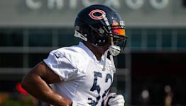 Bears release injury report prior to Week 8 against San Francisco