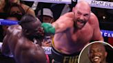 Five next opponents for Fury after Wilder win including Whyte, Haye and Usyk