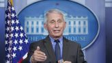 The Latest: Dr. Fauci reminds of small risk for J&J vaccine