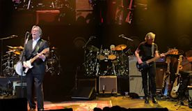Watch Eric Clapton and Roger Waters Honor Ginger Baker With 'Sunshine of Your Love'