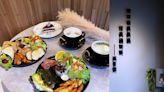 禾日常 台中東區簡約溫馨日常早午餐、不限時咖啡廳-必吃香腸系列早午餐、沖繩飯糰-夜晚化身禾夜常餐酒館、精釀酒吧