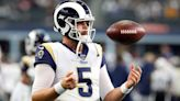 Cowboys Insider Addresses Potential Signing of Ex-Rams QB