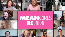 Watch as the 'Mean Girls' Cast Celebrates 'Mean Girls Day' with Surprise Reunion