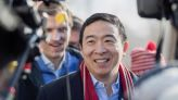 Andrew Yang Files Paperwork for 2021 NYC Mayoral Race