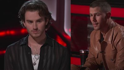 """'The Voice' Fans Are Not Okay With Nick Jonas's """"Big Mistake"""" With Andrew Marshall"""