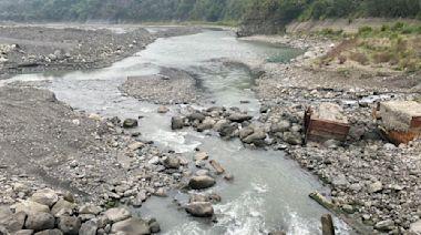 水荒嚴重 石門水庫建庫以來第3枯