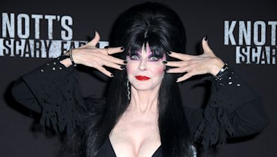 Cassandra 'Elvira' Peterson opens up about hiding her 19-year relationship with a woman: 'I felt hypocritical — and I hate hypocrites'
