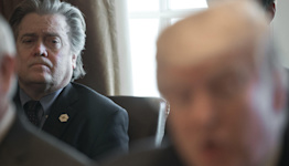 Bannon and other top Trump officials face legal peril for defying subpoenas