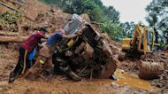 At least 20 dead after heavy rain, flooding in southern India