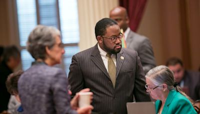 A son's troubles, financial desperation brought USC dean, Mark Ridley-Thomas together