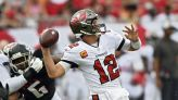 Brady has 276 yards, 5 TDs; Buccaneers rout Falcons 48-25